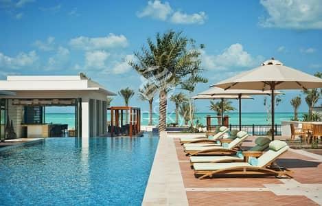 1 Bedroom Flat for Sale in Saadiyat Island, Abu Dhabi - Elegant 1Bedroom Apart  in this Exclusive Resort