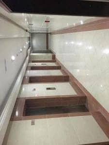 شقة 2 غرفة نوم للايجار في عجمان وسط المدينة، عجمان - متوفر غرفة وصاله للإيجار في ابراج لؤلؤة عجمان - الراشدية - 1 - خلف قاورب الخليج