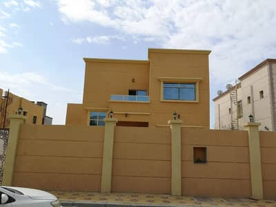 5 Bedroom Villa for Sale in Musherief, Ajman - Villa for sale Super Deluxe finishes large area with the possibility of bank financing
