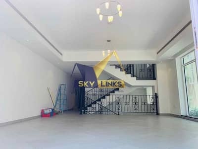 3 Bedroom Townhouse for Rent in Jumeirah Village Circle (JVC), Dubai - 3BR+Maid Corner Unit|Elevator|Pool & GYM