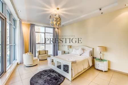 Furnished 2Br|SkyView Tower|Chiller Free