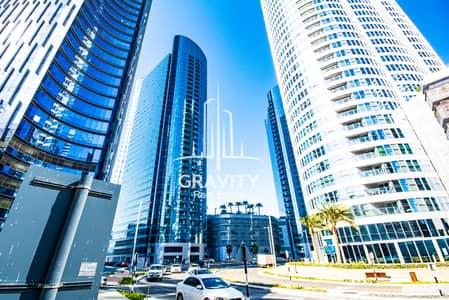 فلیٹ 2 غرفة نوم للبيع في جزيرة الريم، أبوظبي - شقة في برج C3 سيتي أوف لايتس جزيرة الريم 2 غرف 1050000 درهم - 4241381