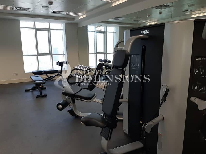 2 Brand New 4 BR + MR in Mina Tower for Rent!