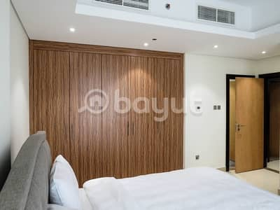 1 Bedroom Apartment for Rent in Jumeirah Village Circle (JVC), Dubai - Brand New High Quality One Bedroom Apartment !