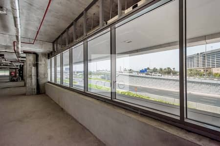 Office for Rent in Al Garhoud, Dubai - Shell and Core Office | Competitive Rent