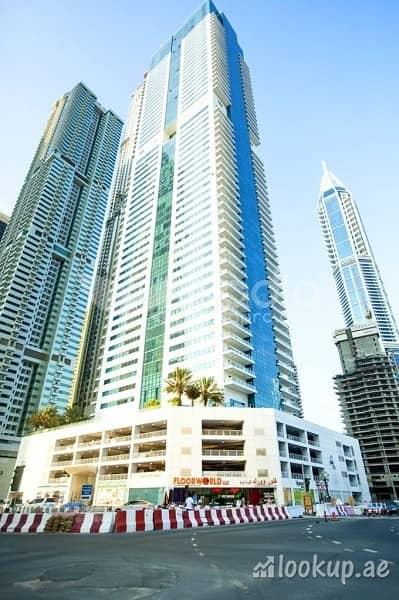 19 2 Bedroom + Study   Mag 218   Dubai Marina   For Rent