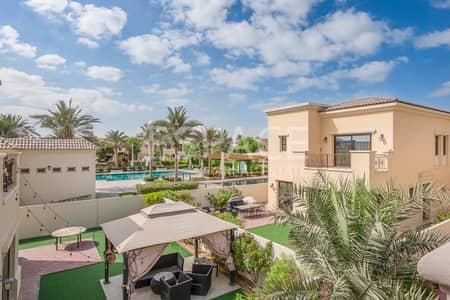 فیلا 5 غرفة نوم للبيع في المرابع العربية 2، دبي - Cheapest 5BR Type 4 in Arabian Ranches 2