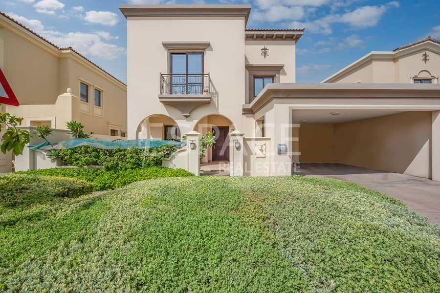 12 Cheapest 5BR Type 4 in Arabian Ranches 2