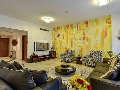 شقة 2 غرفة نوم للبيع في الخليج التجاري، دبي - Large 2 Bedroom Apartment   High Floor Unit