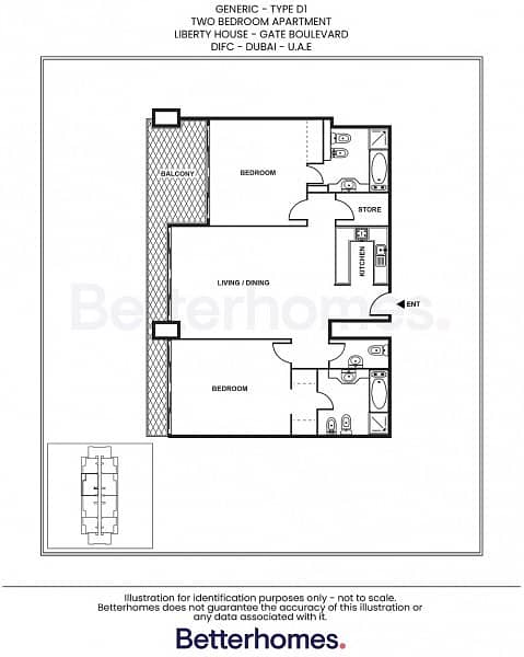 14 Large Layout  | SZR View  | High Floor