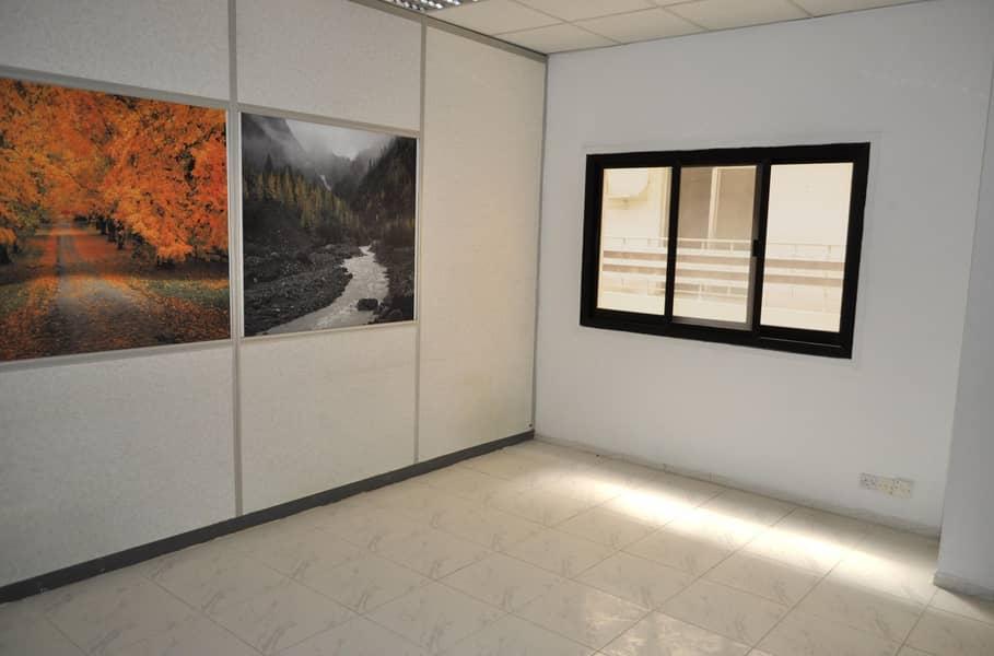 5 No Commission - With Special Discount - Office For Rent