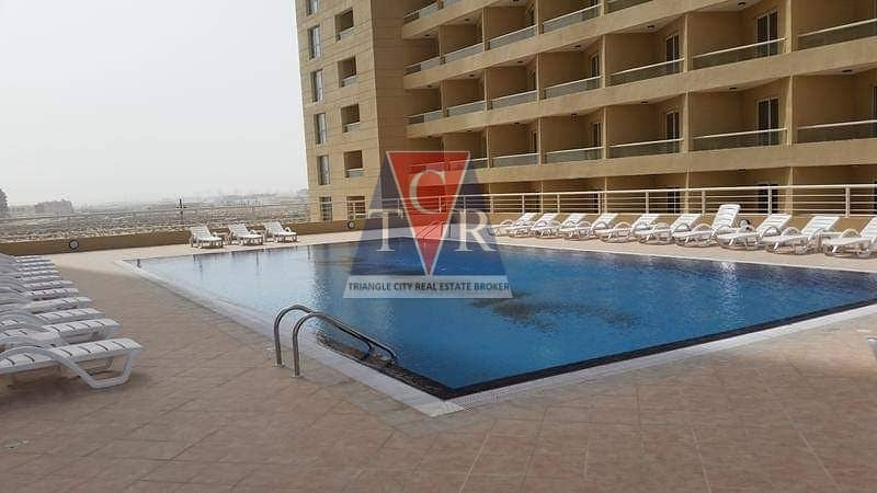 9 vacant studio in IMPZ lagovista tower with parking