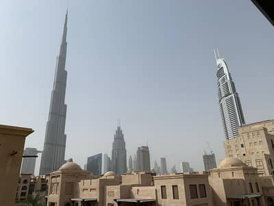 2 Bedroom Flat for Rent in Old Town, Dubai - Zaafaran 1 - 2 BR w/ Burj Khalifa View