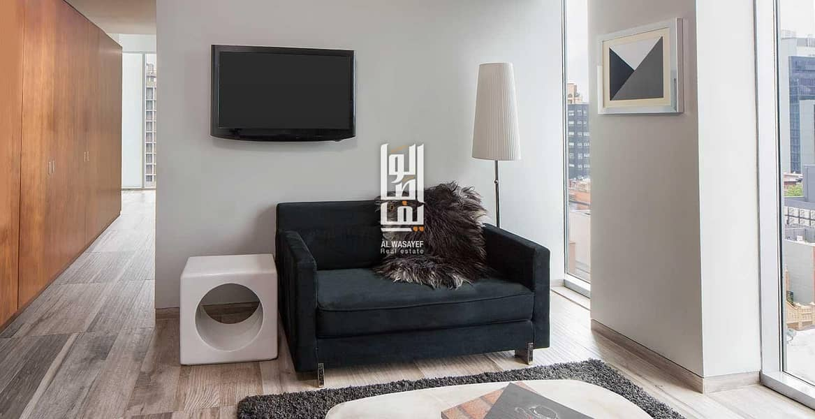 13 Affordable Studio in Dubai!! 3500Aed monthly | 0% Commission
