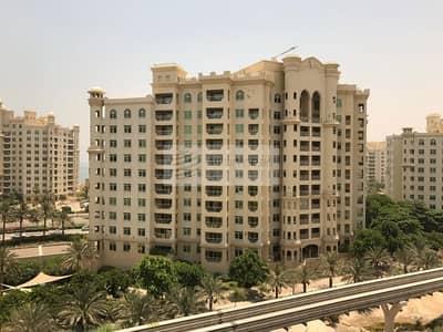 شقة 2 غرفة نوم للبيع في نخلة جميرا، دبي - Tenanted 130K til July 2020 | 2 BR Park Facing
