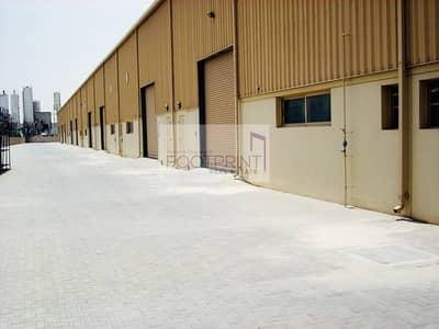 مستودع  للايجار في جبل علي، دبي - Fitted- Only For Storage- Tax Included