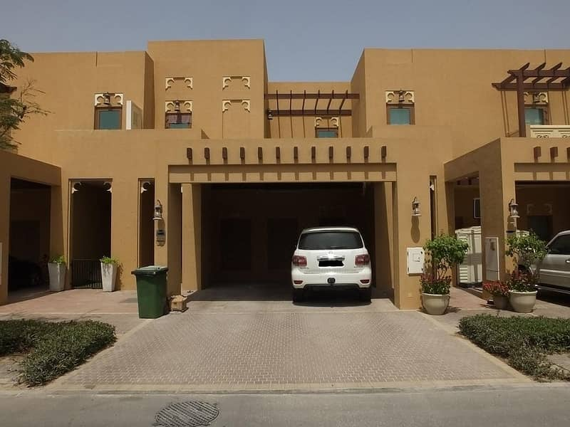A 3BR Townhouse* with landscape garden