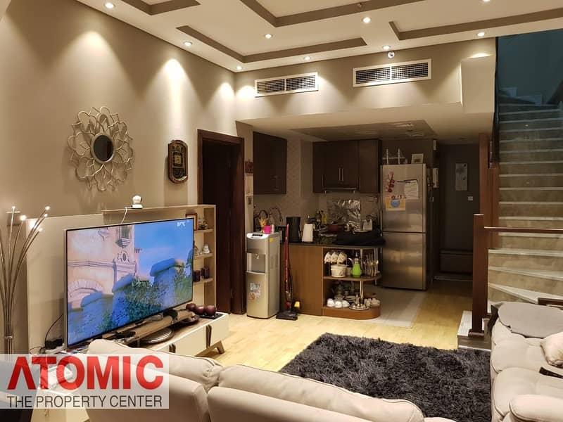 2 Best Offer! 3 Bedroom Duplex With Maidroom