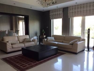 6 Bedroom Villa for Sale in Al Furjan, Dubai - A 6 Bedroom Quortaj Style Villa. Al Furjan.