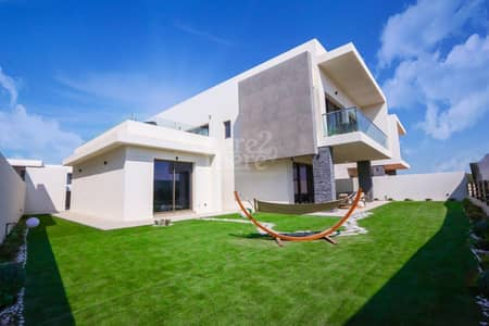 Exceptional and Beautiful 3bedroom Villas in Yas Acres