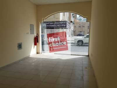 Shop for Rent in Rolla Area, Sharjah - Brand new Shops for rent in  Rolla area