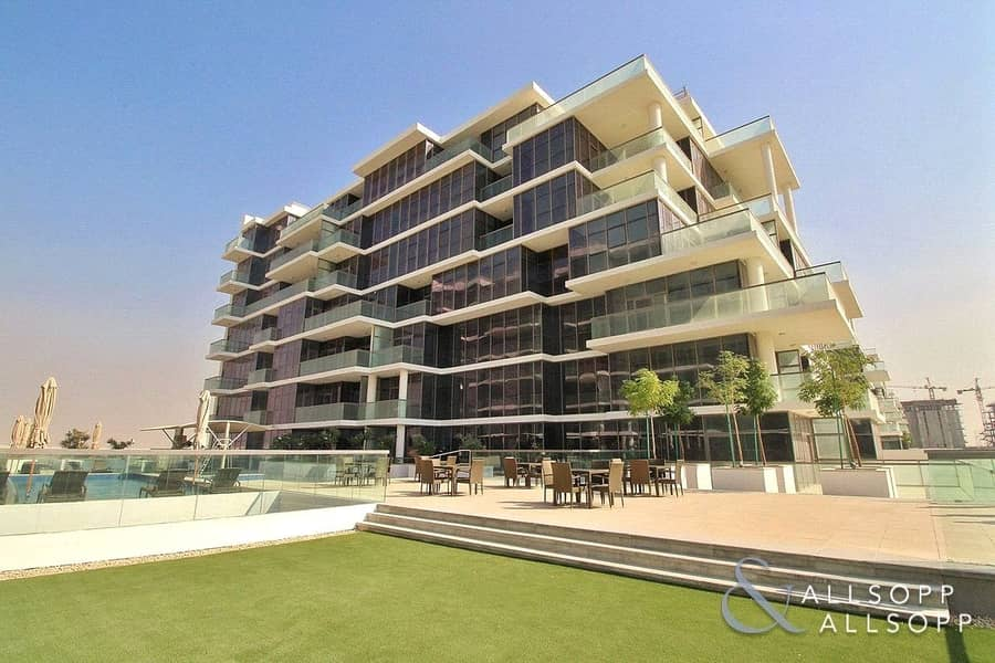 2 One Bedroom | Rented | Golf Course View