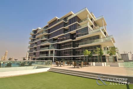 2 Bedroom Flat for Sale in DAMAC Hills (Akoya by DAMAC), Dubai - Two Bedrooms | Maids Room | Pool Level