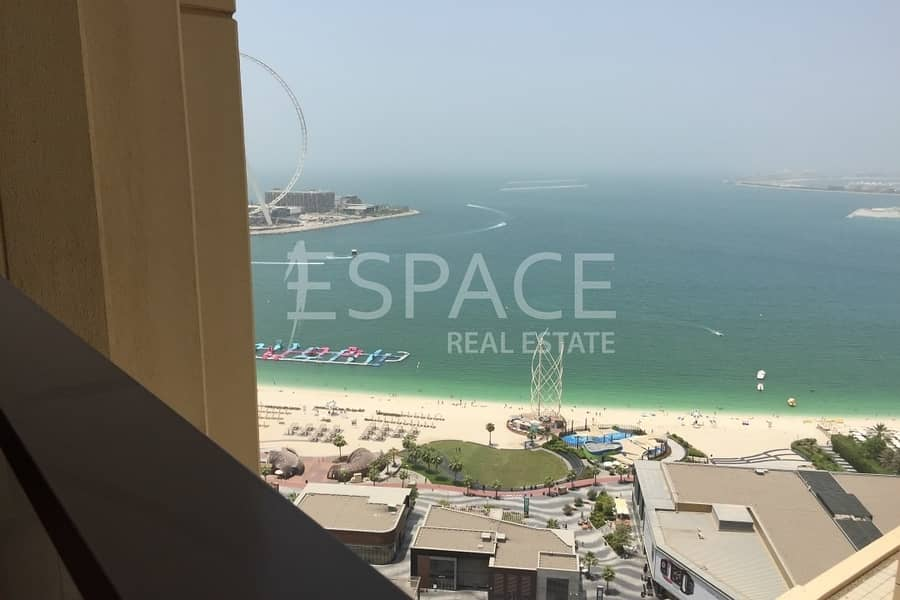 Spacious | Perfectly Maintained | Balcony