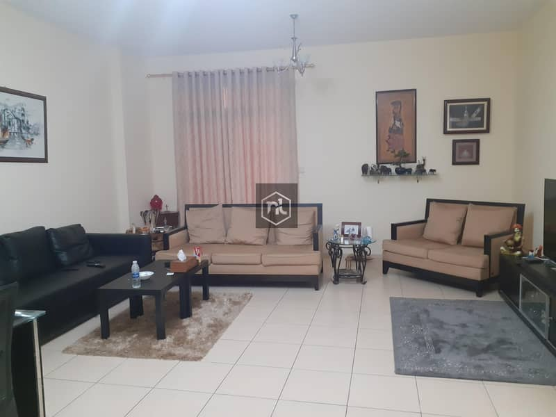 Spacious 3 BR + Maid Apartment For Sale in LIWAN QUEPOINT Good Offer Low Price AED 870
