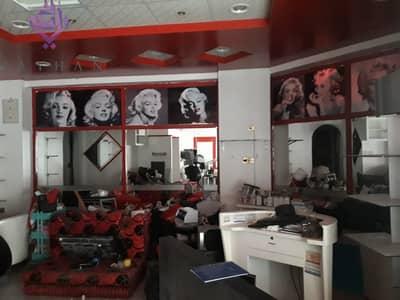 Shop for Rent in Al Majaz, Sharjah - PRE DECORATED LADIES SALOON
