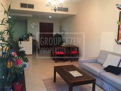شقة 1 غرفة نوم للايجار في دبي مارينا، دبي - 1 Bed Apartment for Rent in Diamond 2 Dubai Marina
