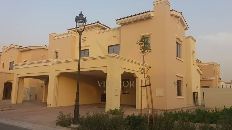 Type 2E Townhouse 3 Bed + Maid in Mira Phase 1
