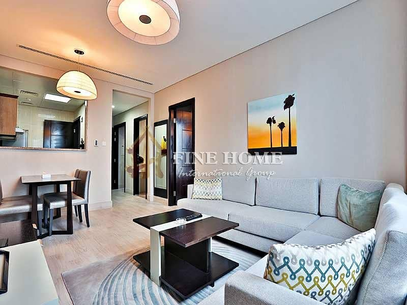 Fully furnished One bedroom AP