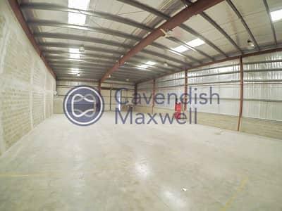 مستودع  للايجار في مجمع دبي للاستثمار، دبي - Industrial Warehouses I Multiples Sizes I DIP