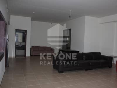 شقة 1 غرفة نوم للايجار في مساكن شاطئ جميرا (JBR)، دبي - Bahar 2 | Super Spacious 1BR | Low Floor