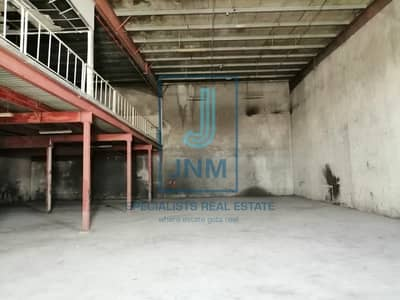 Office for Rent in Al Quoz, Dubai - Commercial and Storage Warehouse, with offices