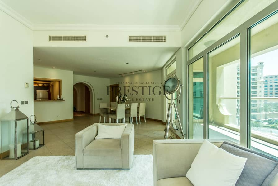 Msalli Shoreline| Sea View | 3 Bedrooms