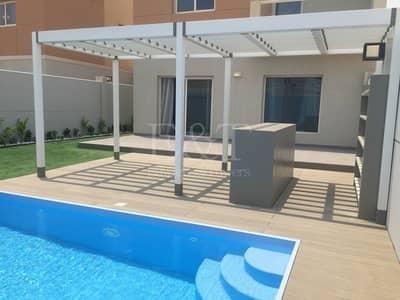 فیلا 3 غرفة نوم للبيع في السمحة، أبوظبي - Rent to Own 3BR TH + Huge backyard in Reef 2