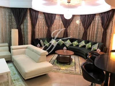فلیٹ 2 غرفة نوم للايجار في دبي مارينا، دبي - Fully Furnished   Full Sea View   Marina Crown