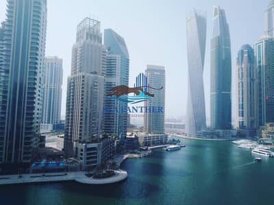 3 Bedroom Apartment for Rent in Dubai Marina, Dubai - SPACIOUS | Full Marina View| 3BR  |NEAR METRO