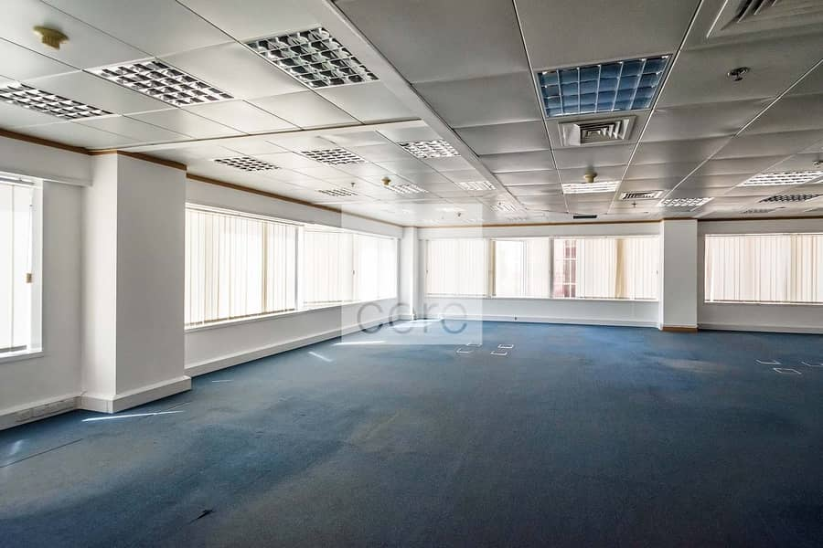 2 Half Floor Office   Well Located   Mid Floor