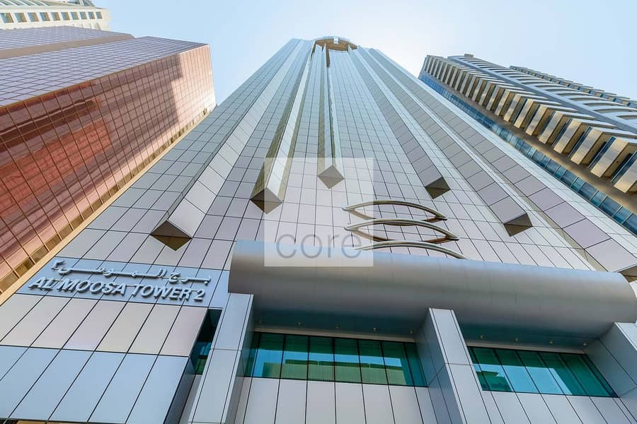 20 Half Floor Office | Well Located | Mid Floor