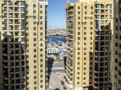 فلیٹ 1 غرفة نوم للبيع في عجمان وسط المدينة، عجمان - شقة في أبراج الخور عجمان وسط المدينة 1 غرف 185000 درهم - 4242745