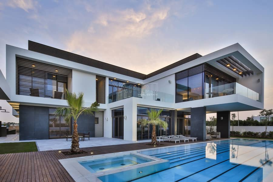 2 Very Exclusive Waterfronf Lifestyle Development