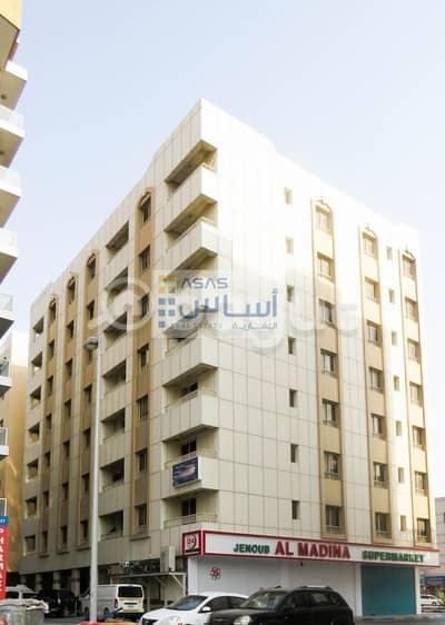 فلیٹ 2 غرفة نوم للايجار في مويلح، الشارقة - EXCLUSIVE OFFER 1 MONTH FREE FOR 2 BEDROOM APARTMENTS IN MUWEILAH 03 BUILDING