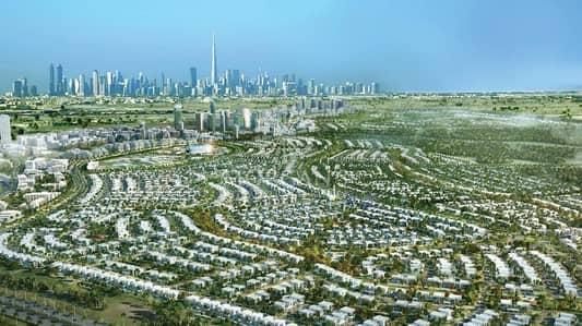 فیلا 3 غرفة نوم للايجار في دبي هيلز استيت، دبي - BEST & BRAND NEW 3BR+ MAID VILLA SIDRA 1