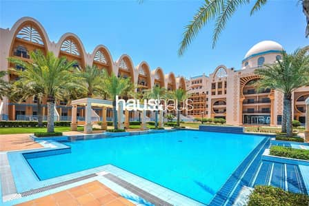 3 Bedroom Townhouse for Rent in Palm Jumeirah, Dubai - 4 Cheques| No Agency Fee | Sea Views
