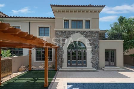 4 Bedroom Villa for Sale in Jumeirah Golf Estate, Dubai - Unique | Extended | Firestone on Golf