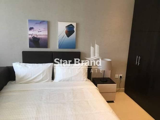 2 FULLY FURNISHED STUDIO APARTMENT IN CORNICHE AREA FOR RENT