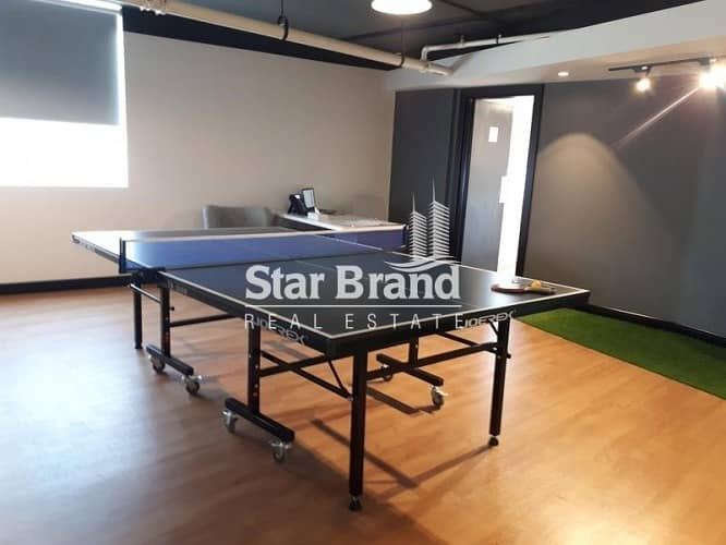 10 FULLY FURNISHED STUDIO APARTMENT IN CORNICHE AREA FOR RENT